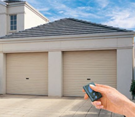 Leaving Your Garage Door Open at Night?