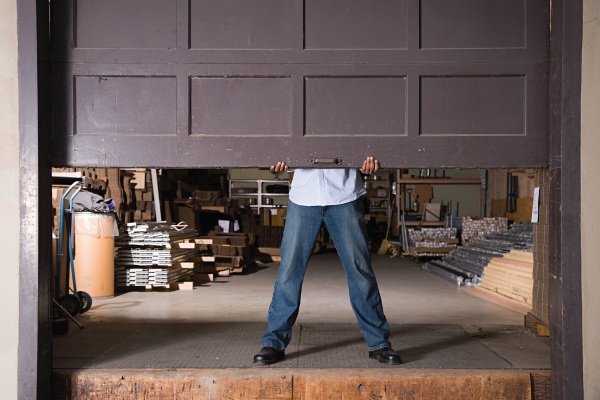 Avoid costly garage door repairs by doing these 4 things