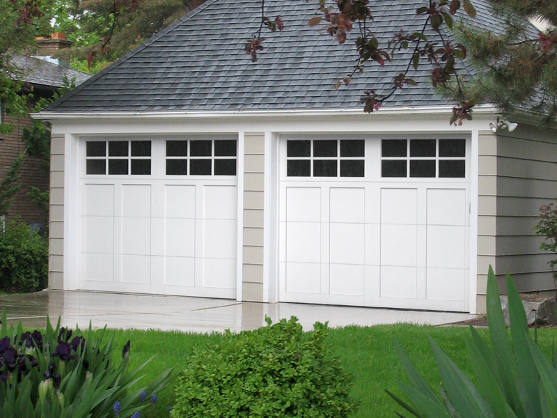 Garage door security: How dangerous is a broken garage door spring?